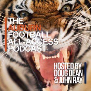 Auburn Football All-Access Podcast, Episode 96, Nov. 30, 2015