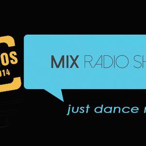 Mix Radio Show # Abril 2015 # Dj Emanuel