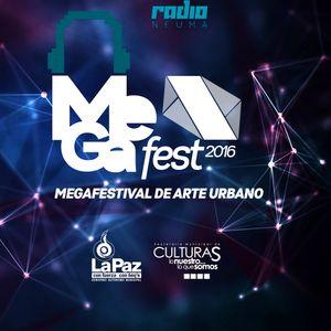 Temporada 02 Programa 13 - MegaFestival 2016