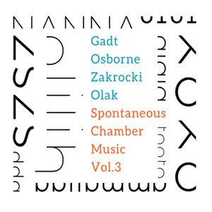 SPONTANEUS CHAMBER MUSIC 3