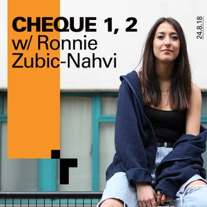 Cheque One, Two with Ronnie Zubic Nahvi-24 August 2018