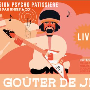 Emission # 11  /  le_gouter_de_jimi / 29_04_14