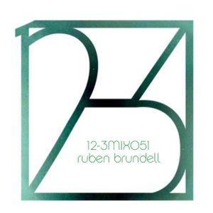 12-3 Mixshow 051 - Ruben Brundell