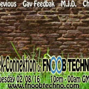 Tek Connektion Podcast on Fnoob - Episode 13