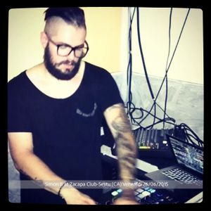 Simon B Play@Zacapa Club - Sestu (CA) - Italy (Friday 26-06-2015)