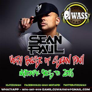 DJ WASS - I AM SEAN PAUL MIXTAPE (VERY BEST OF SEAN PAUL 90s