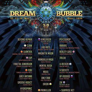 Orion Project - Dream Bubble Festival (Nyex Club, Goa) - 13.11.16