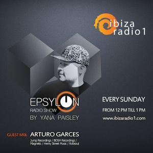EPSYLON RADIO SHOW 014 - Arturo Garces