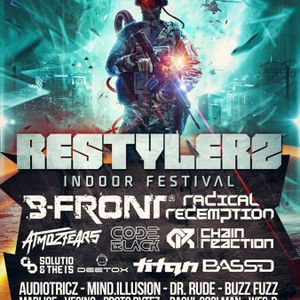 Proto Bytez - Restylerz 2.0 14-09-2013 Warm Up Mix