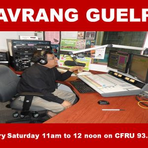 Navrang Guelph episode April 23,2016- Anuradha Paudwal