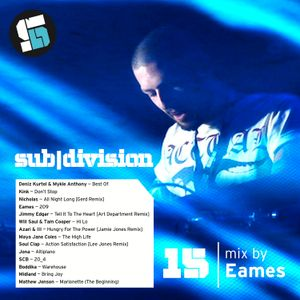 - sub⎸div podcast 15.0: Eames [Jun. 2011]