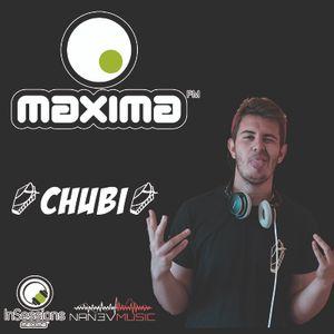 Chubi - MAXIMA FM INSESSIONS - ESPECIAL NANEV MUSIC (17/07/2016)