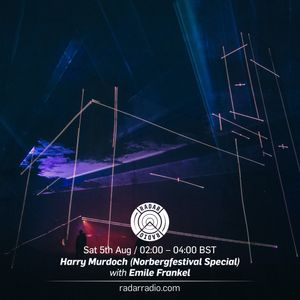 Harry Murdoch (Norbergfestival Special) w/ Emile Frankel - 26th August 2017