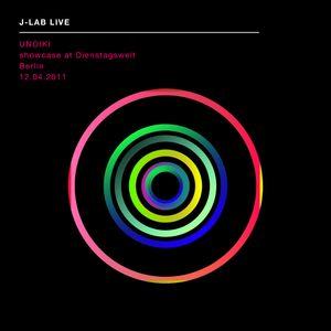 J-LAB live in Berlin 12-04-2011 UNOIKI showcase
