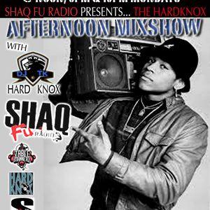 SHAQ FU RADIO AFTERNOON MIXSHOW WITH DJ TK DEC 14TH