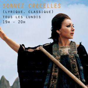 SONNEZ CRECELLES - J. E. GARDINER DIRIGE BEETHOVEN Symphonie 7