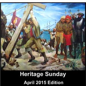 Heritage Sunday (Filipiñana-World) - April 2015 Edition