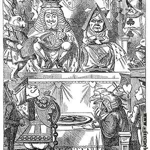 Lire des trucs-Alice au pays des merveilles