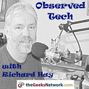 Observed Tech PODCAST Episode 195 #OTP