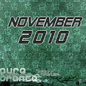 Pure Trance - November 2010