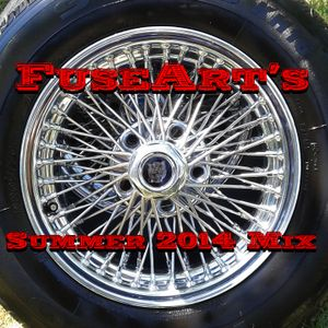 FuseArt's Summer 2014 Mix