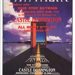 Ellis Dee Fantazia 'One Step Beyond' 25th July 1992