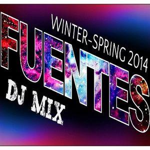 ALEXANDER FUENTES // DJ MIX //  WINTER-SPRING 2014
