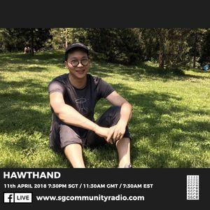 SGCR Radio Show #51 - 11.04.2018 Episode ft. Hawthand