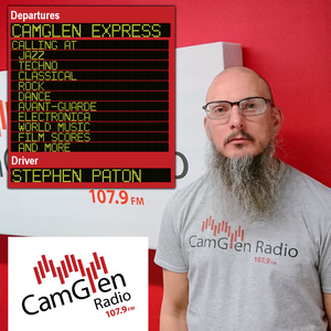 CamGlen Express w/Stephen Paton,16th Aug 2019