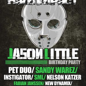 Nelson Katzer - Hard Impact present Jason Littles B-Day @ U60311