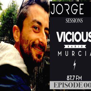 Jorge N // Vicious Radio Murcia // EPISODE 007