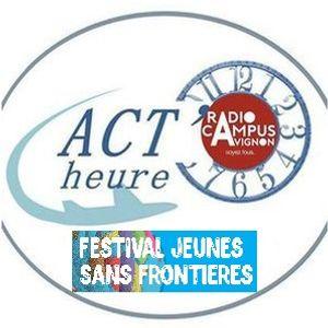 ACT'HEURE - 27/02/2018 Microtrottoir spécial Festival Jeunes Sans Frontières 2018