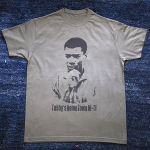 themusicologist meets KiNG Tubby at bloodSweatandteeS