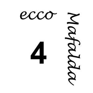 ECCO MAFALDA program n.4