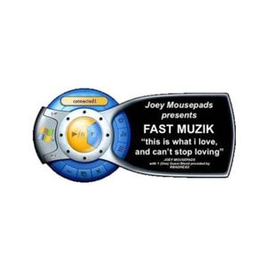 Joey Mousepads presents... FAST MUZIK, VIP MIX, September 7