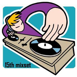 15th mixset by DJ PlayMonstar