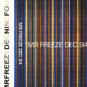 Mr Freeze - December 1994, Side A (Progresssive House / Trance mix)
