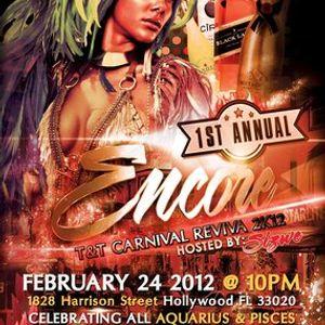 DJ Crown Prince - ENCORE  24-FEB-2012
