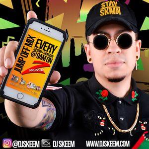 Jump off mix on el Janugeo Show Zeta 99.9FM 10-08-19