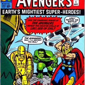 U75GMCP#12: Avengers #1 with Mark Adams