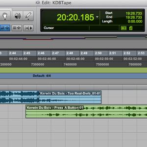 The KDB Mixtape
