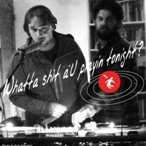 Whatta shit a'U playing tonight? #09