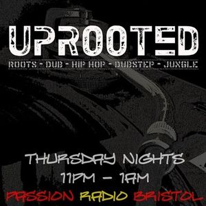 UpRooted 24/11 Part 2 DubStep. Exclu. Dj Staf and Tenja By UpRooted