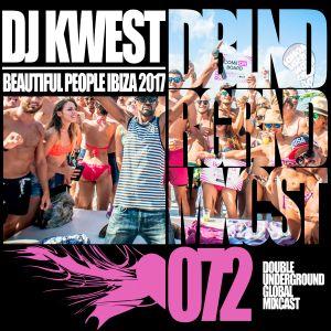 Doubleunderground Global Mixcast 072 - Beautiful People Ibiza 2017