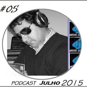 Podcast Julho -2015 -  Dj Miguel Garcia