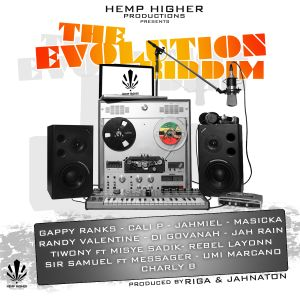 Selekta Faya Gong - The Evolution Riddim Mix 2012