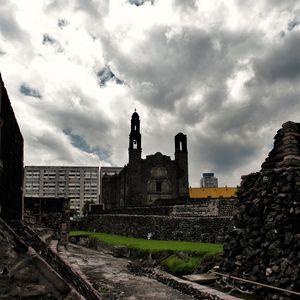Investigación arqueológica en Tlatelolco 2