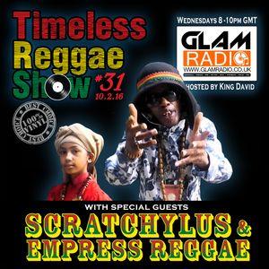 """TRS - LIVE! Episode 31 """"ft. SCratchylus & Empress Reggae"""" 17.2.16 (GlamradioUk)"""