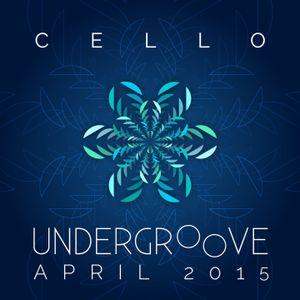 Undergroove - April 2015