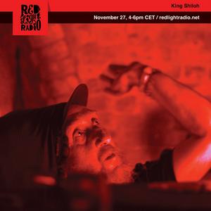 King Shiloh 35 @ Red Light Radio 11-27-2019